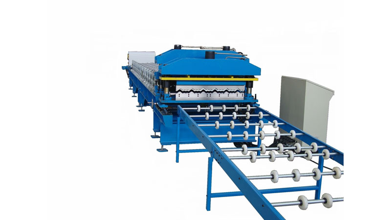 Metal Roof Forming Machine For Sale