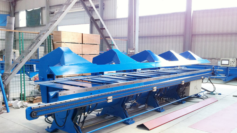CNC Sheet Metal Folding Machine